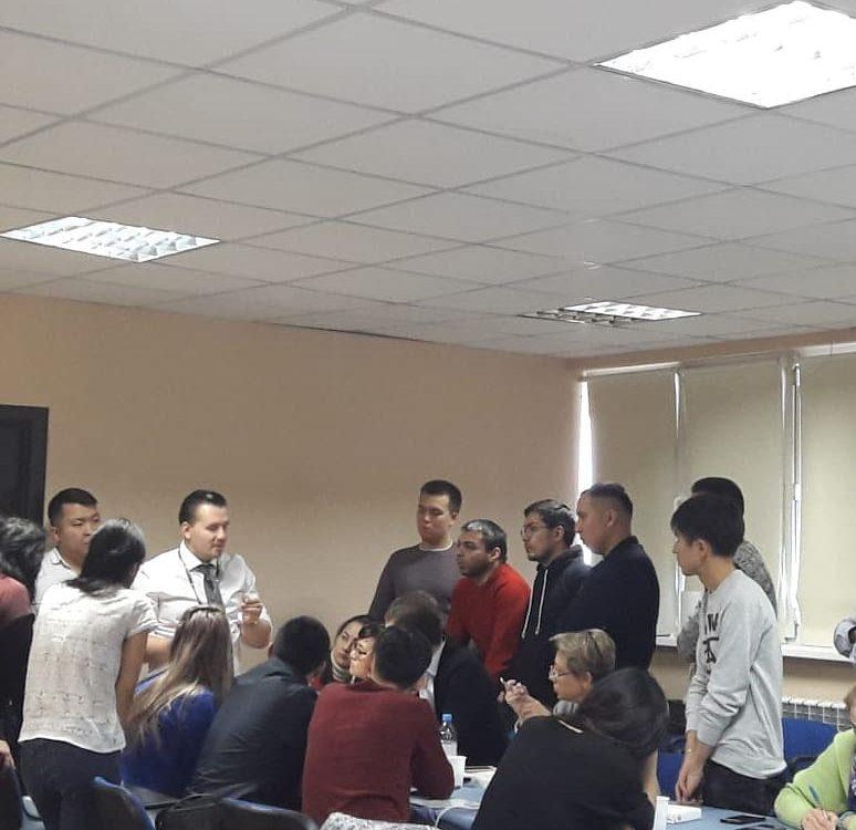 2 мероприятия в Алматы
